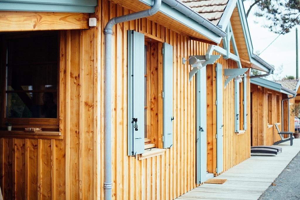 La cabane japajo à Lège-Cap Ferret