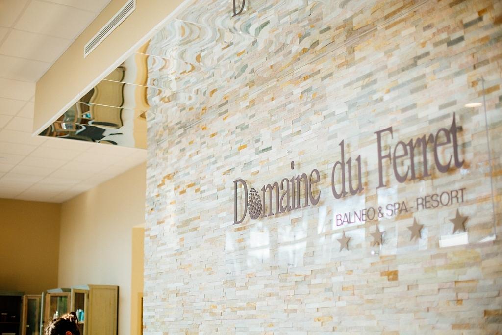 Domaine du Ferret - La balneo par Serge Blanco