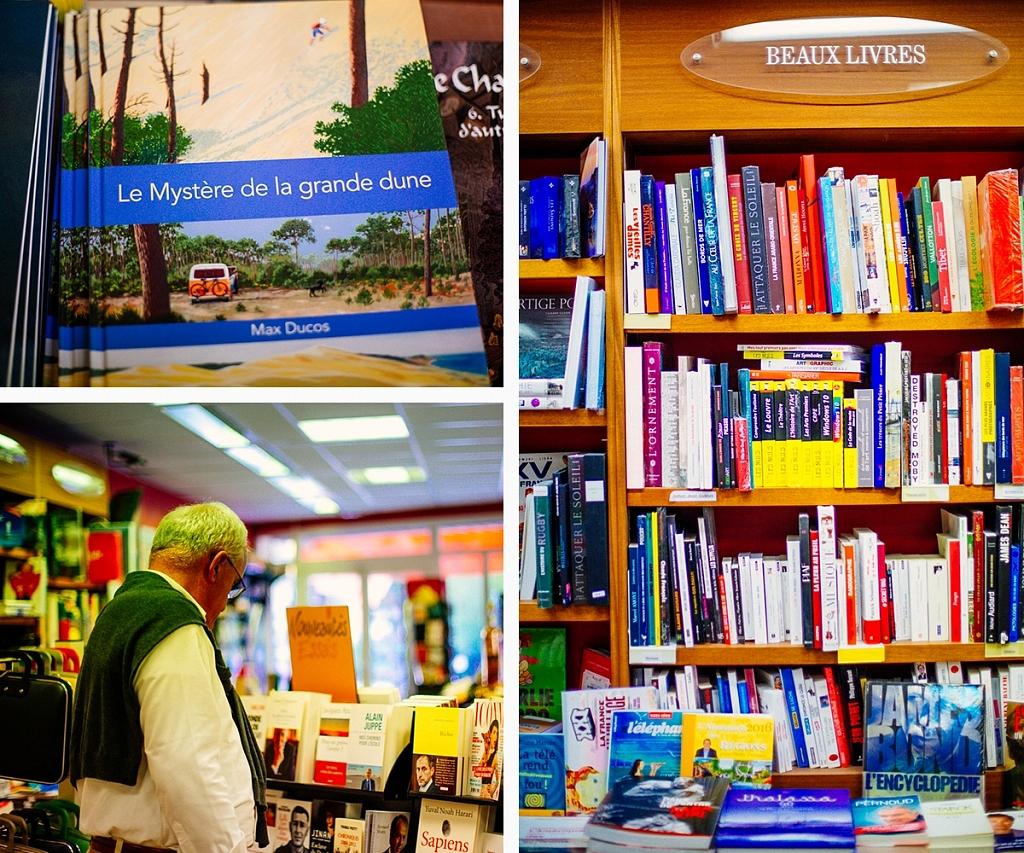 La librairie Alice