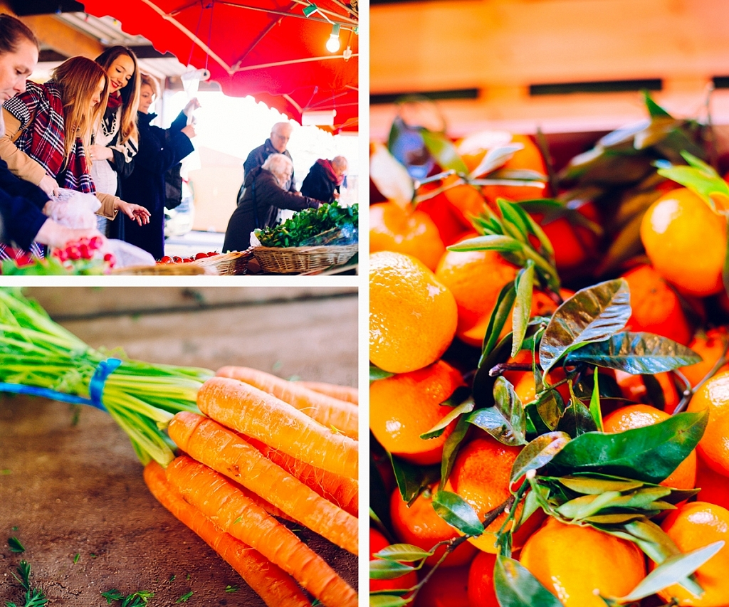 marché de Noël à Lege Cap Ferret