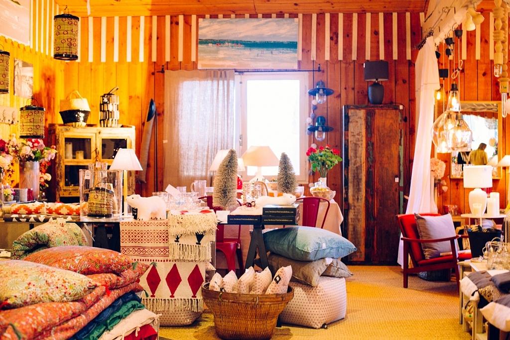 Les boutiques de Noel