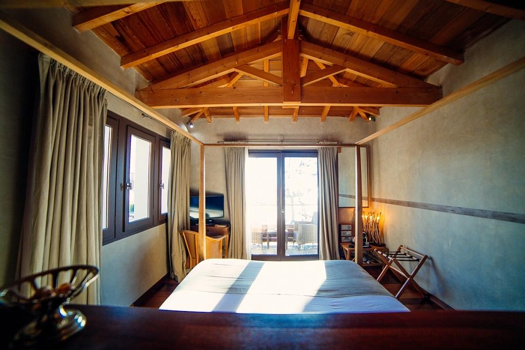 Hotel côté sable chambre