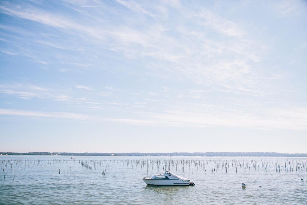 vue plage de l'horizon
