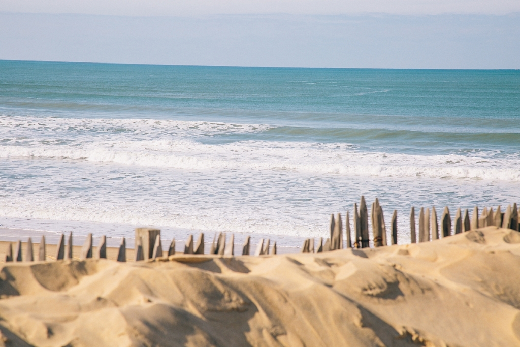 plage de l'horizon