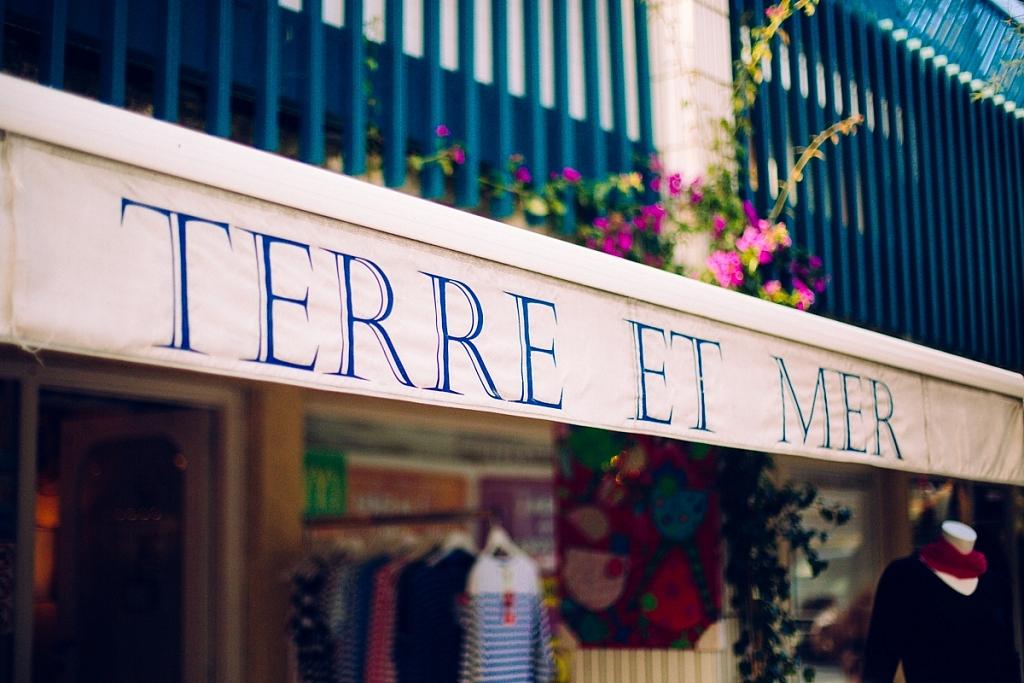 boutique Terre et Mer