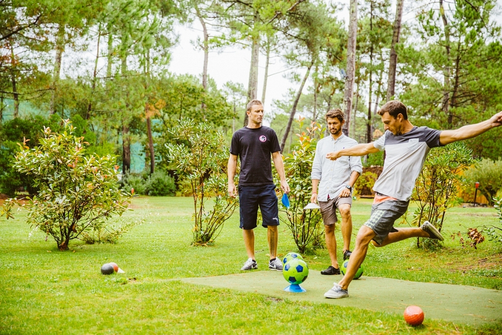 FootGolf à Lège Cap Ferret