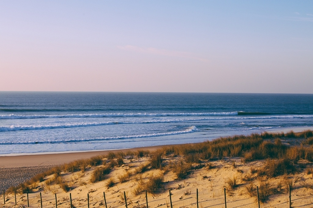 balade à l'océan
