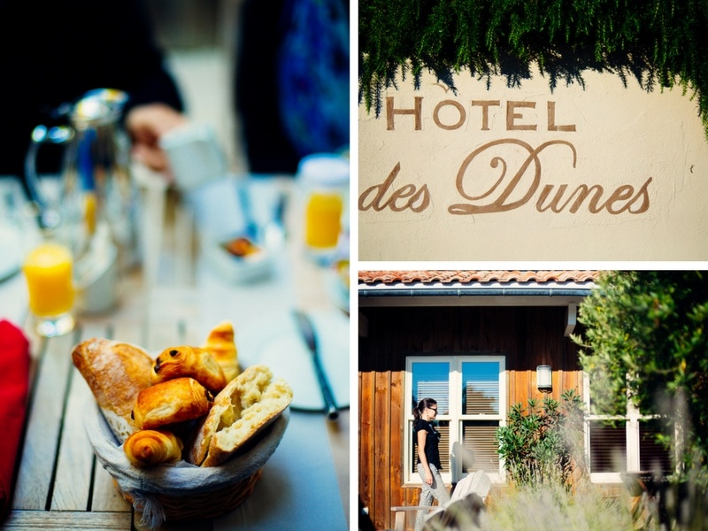 Hotel des Dunes