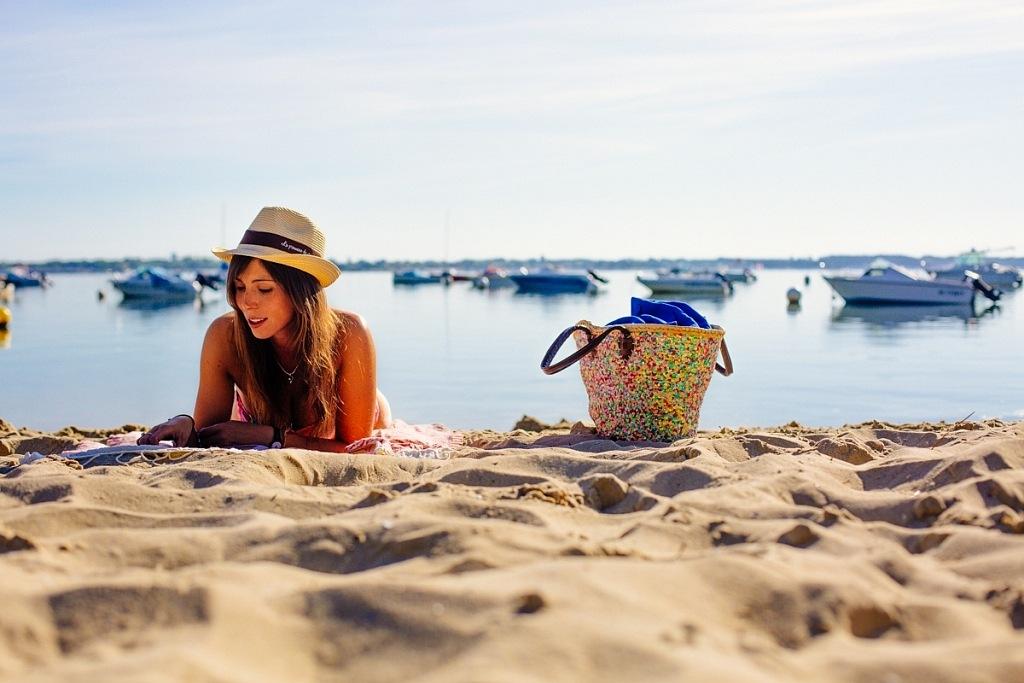 la plage des Pastourelles