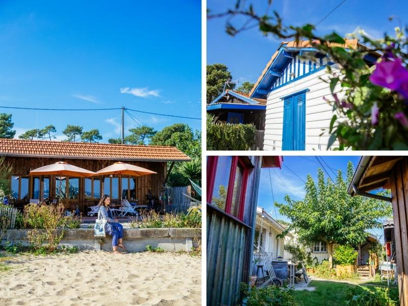 Le village de Grand Piquey