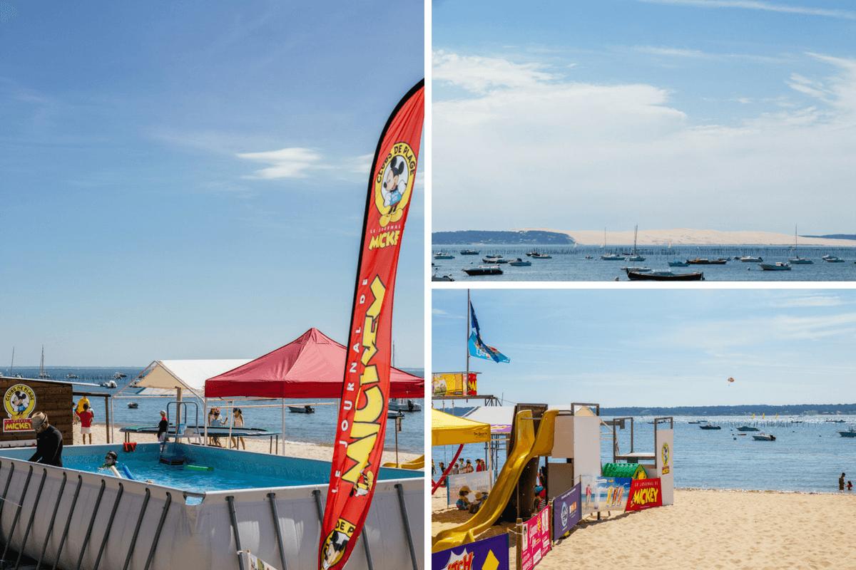 vacances-lege-cap-ferret-club-plage