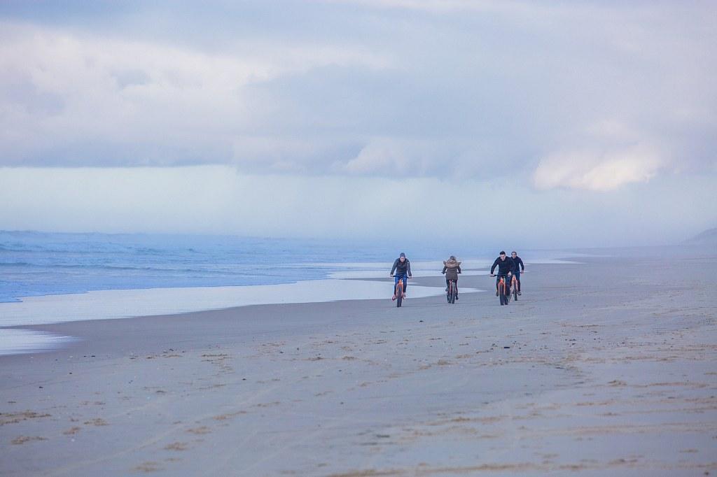 Fatbike au Cap Ferret