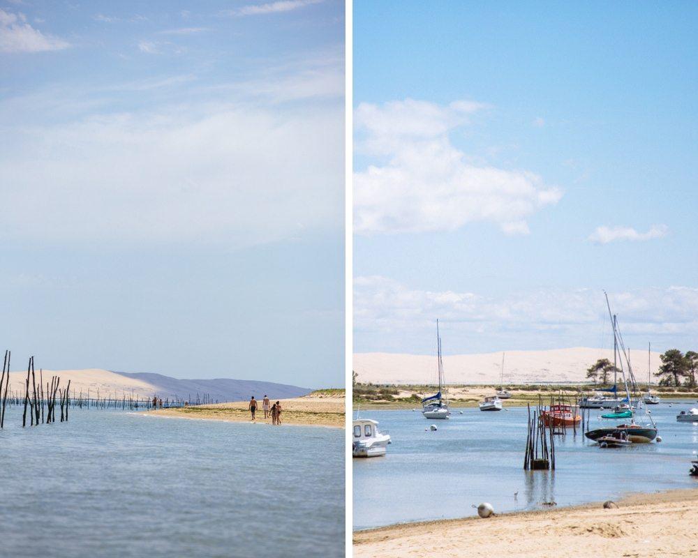 dune du pilat vue