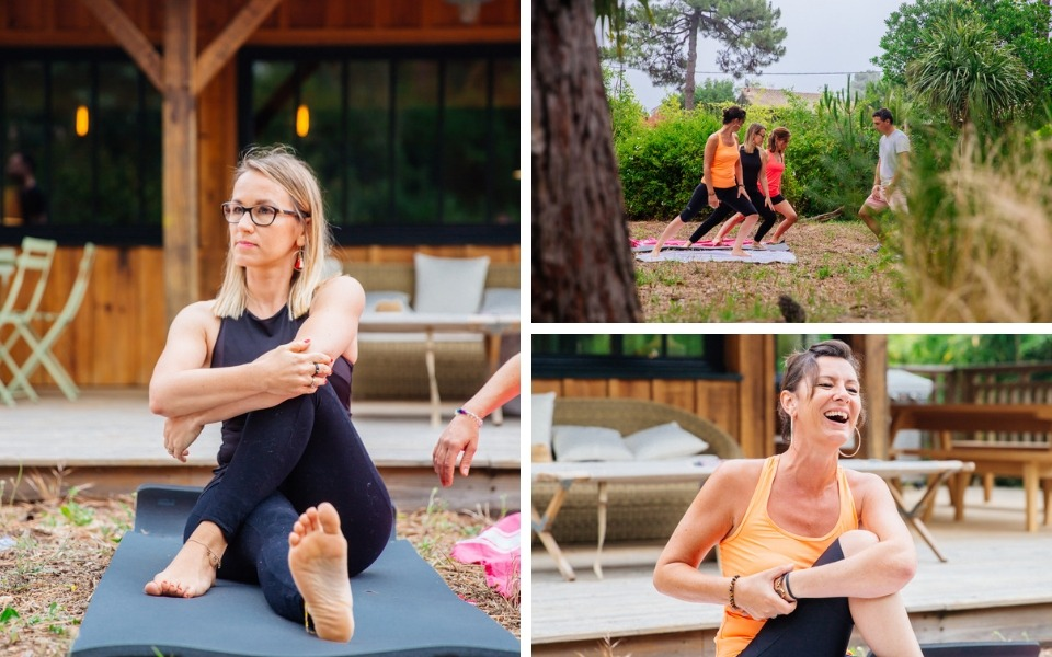 yoga lege cap ferret
