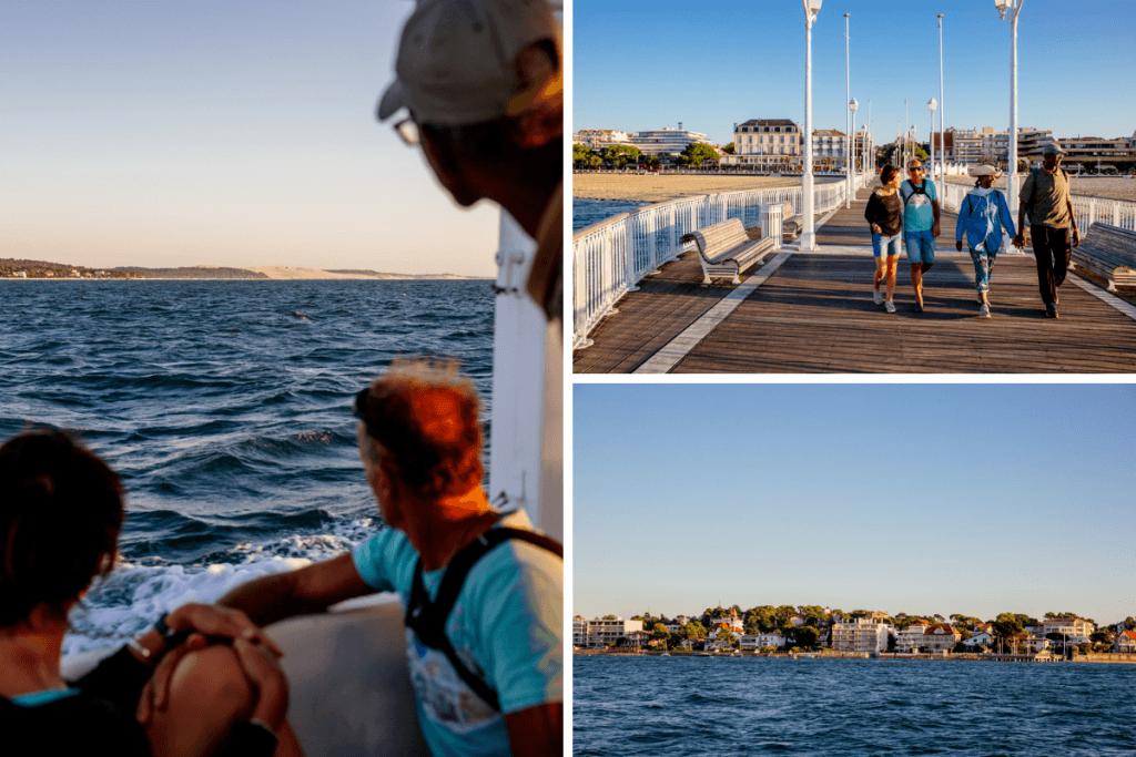 bateau lege cap ferret arcachon